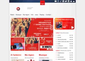 frequenceplusfm.com