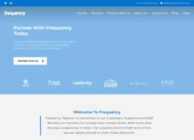 frequencytelecom.com