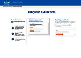 frequentparker.abm.com