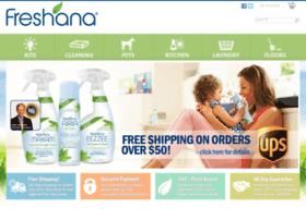 freshanaorganic.com