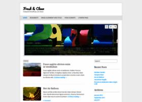 freshandcleandemo.wordpress.com