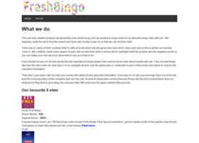 freshbingo.co.uk