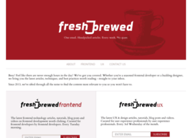 freshbrewed.co