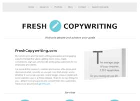 freshcopywriting.com
