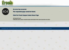 freshcouponcodes.com