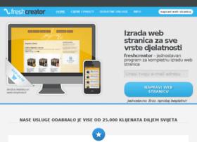 freshcreator.com.hr