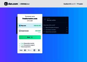 freshcreator.com