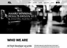freshdeveloper.com