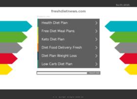 freshdietnews.com