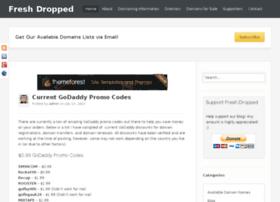freshdropped.com
