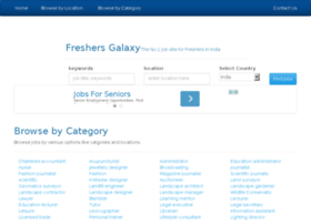 freshersgalaxy.in