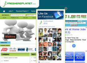 freshersplanet.com