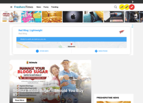 fresherstimes.com