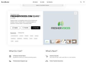freshervoices.com