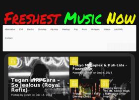 freshestmusicnow.com