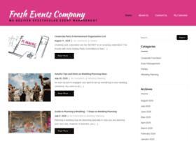 fresheventscompany.com