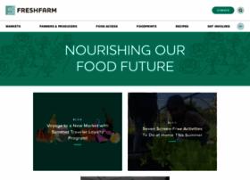 freshfarmmarkets.org