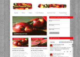 freshfavoritefruit.com