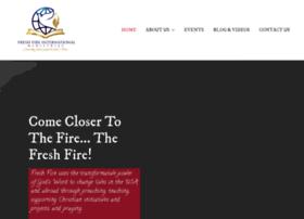 freshfireinternationalministries.com
