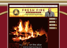 freshfireministries.net
