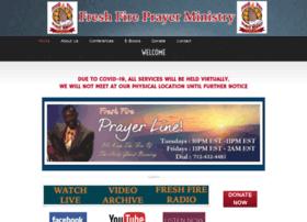 freshfireprayer.com