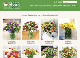 freshflowersbypost.com