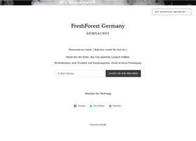 freshforest.de