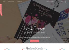 Freshfrances.com