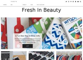 freshinbeauty.com
