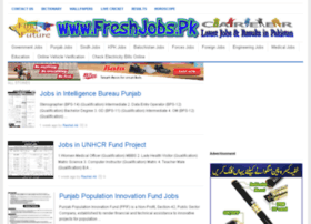 freshjobs.pk