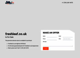 freshleaf.co.uk