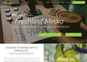 freshleafmedia.co.uk