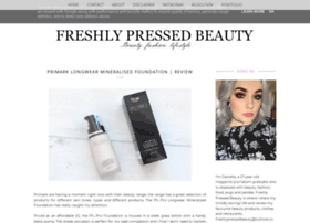 freshlypressedbeauty.co.uk