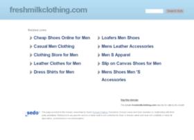freshmilkclothing.com