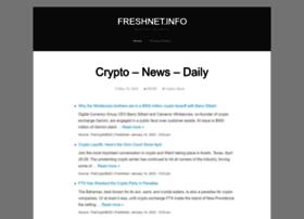 freshnet.info