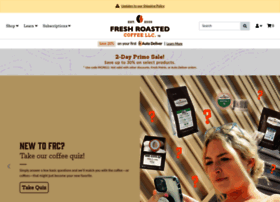 freshroastedcoffee.com