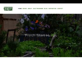 freshstartherbs.org