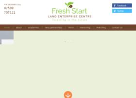 freshstartlandenterprise.org.uk