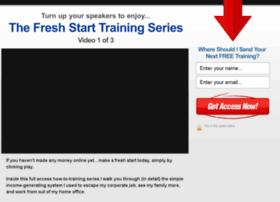 freshstartonlinetraining.com
