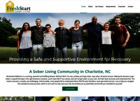 freshstartsoberlivingnc.com