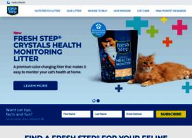 freshstep.com