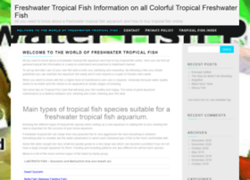 freshwater-tropical-fish-care.com