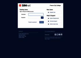 fresnocitycollege.simnetonline.com