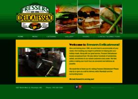 fressersdeli.com