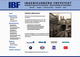 freystedt.com