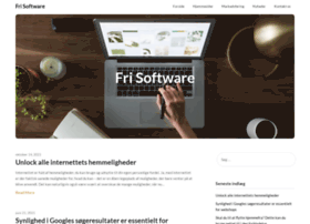 fri-software.dk