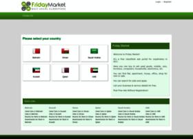 fridaymarket.com