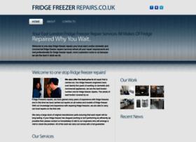 fridgefreezerrepairs.co.uk