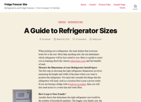 fridgefreezersite.com