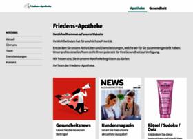 friedens-apotheke.ch